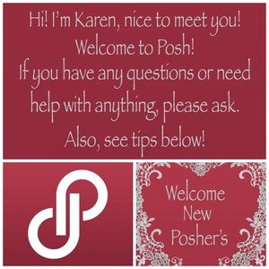 Other - Welcome New Posher's!